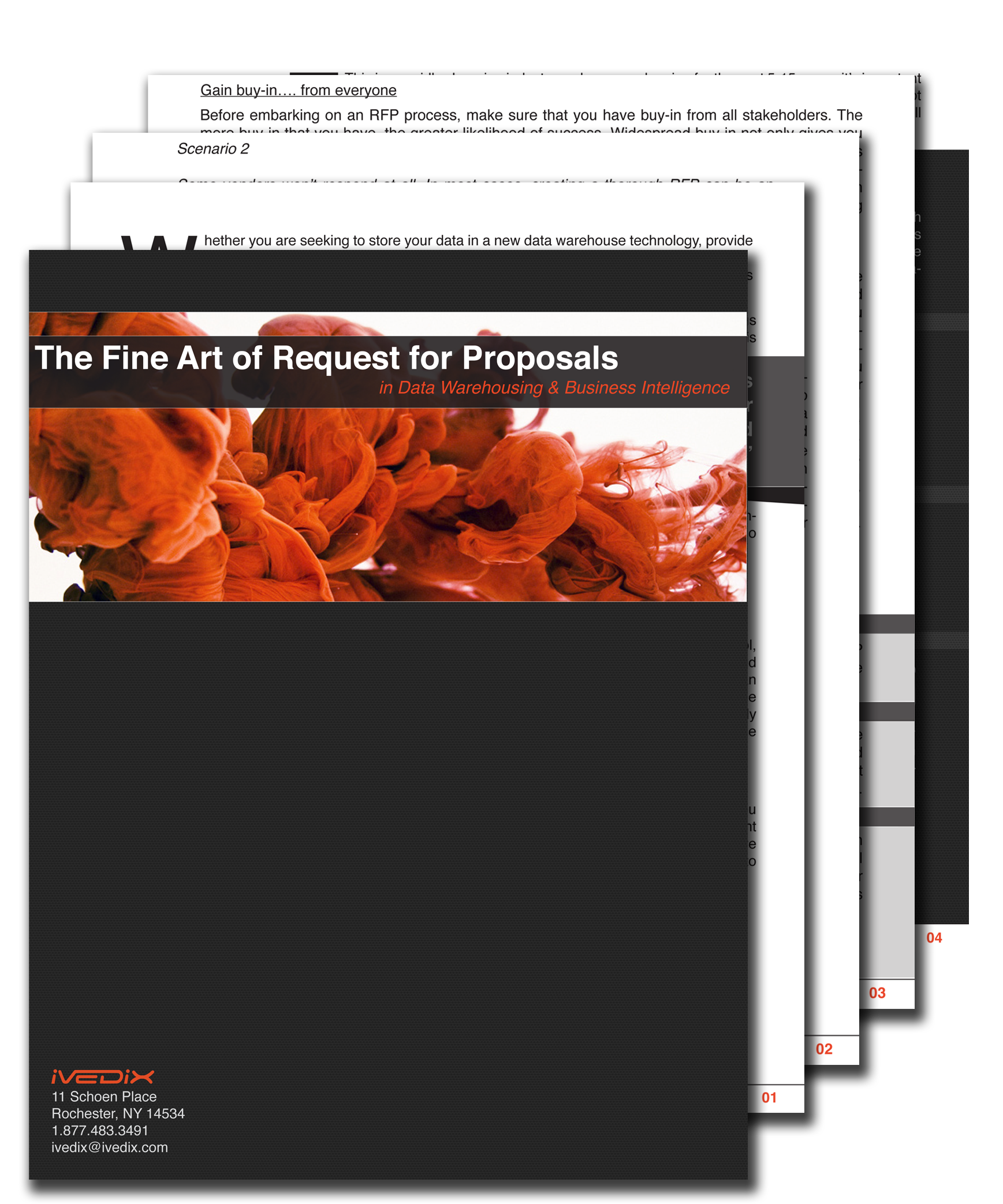 the fine art of rfps in data warehousing and business intelligence whitepaper