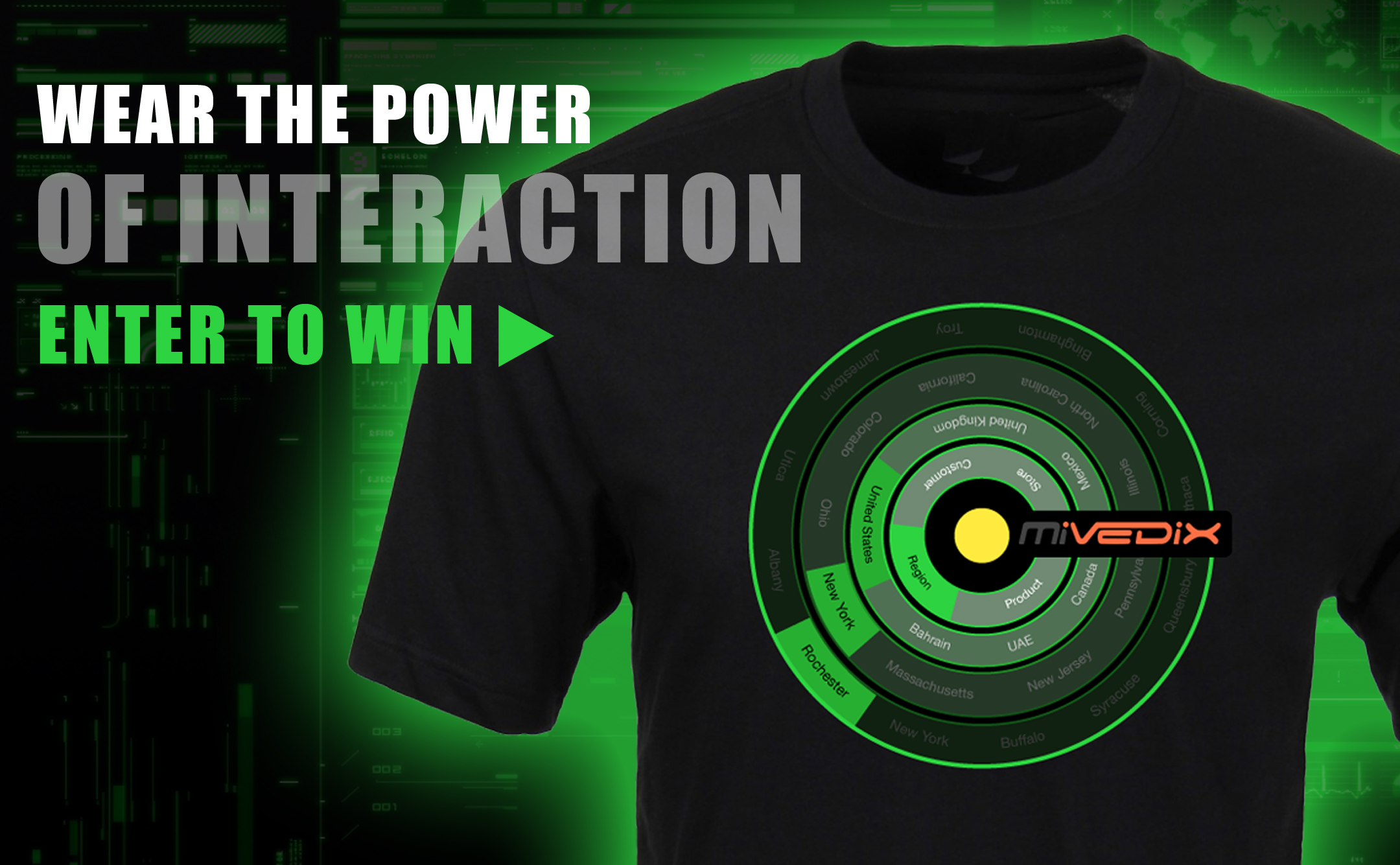 ivedix disc t-shirt contest